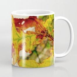 Fall Oak Coffee Mug