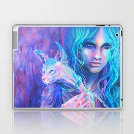 Friday Night Fortuneteller Laptop & iPad Skin