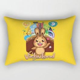 VichyLand Rectangular Pillow