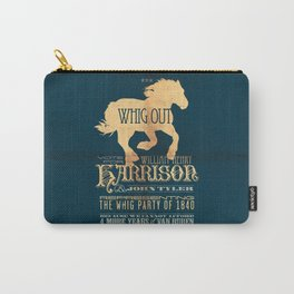 Support the Whiggery Carry-All Pouch