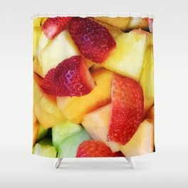 Tasty Fruit Shower Curtain