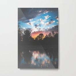 Madison Metal Print