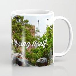 Trust in Longing Coffee Mug