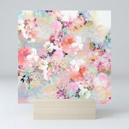 Love of a Flower Mini Art Print