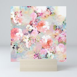 Love of a Flower Mini Art Print