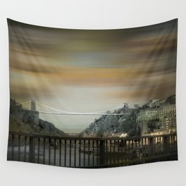 Clifton Suspension Bridge Wall Tapestry