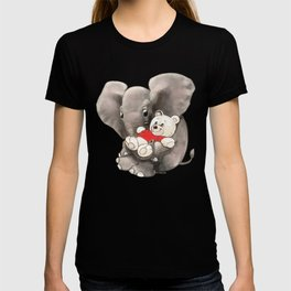Baby Boo with Teddy T-shirt