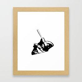 4/20 Framed Art Print