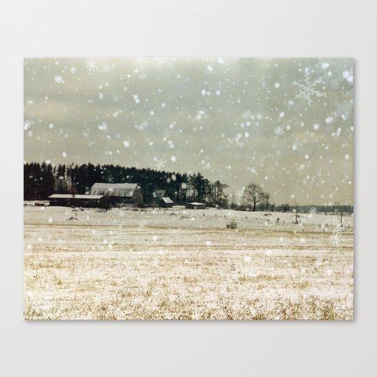 Dunraven Canvas Print