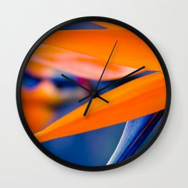 Gods Garden Wall Clock