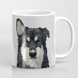 Bjorn - Malamute Samoyed Husky Mix Coffee Mug