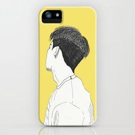 Yellow iPhone Case