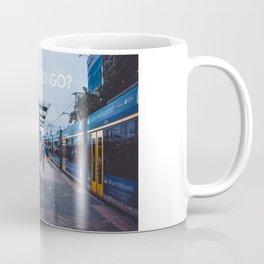 Where to go - wandering around the world Coffee Mug