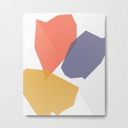 Color Theory Metal Print