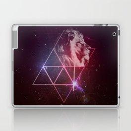 Space Lion Laptop & iPad Skin