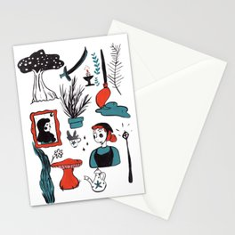 M. Blair 1 Stationery Cards