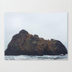 Pfeiffer Beach Canvas Print