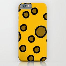 Holey Moley iPhone Case