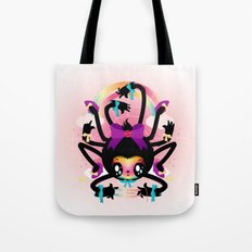 Crafty spider Tote Bag