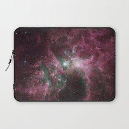 The Tortured Clouds of Eta Carinae Laptop Sleeve