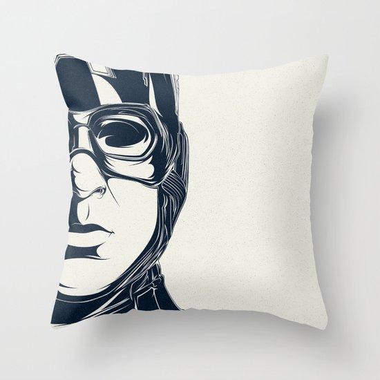 C.A. Throw Pillow