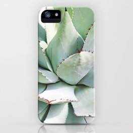 Agave plant iPhone Case