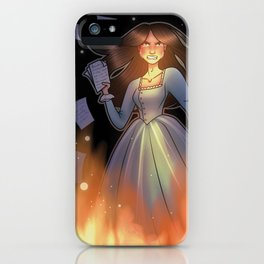 Burn iPhone Case