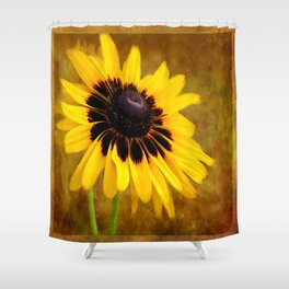 Gloriosa Daisy Shower Curtain