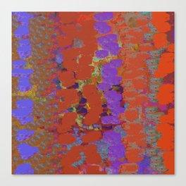 Bright Decorative Abstract Canvas Print