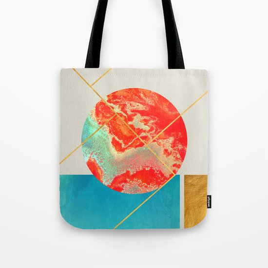 Earth & Sea #society6 #decor #buyart Tote Bag