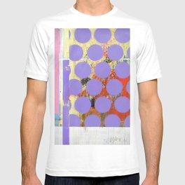 Abstract Mixed Media Compositon V.18 T-shirt