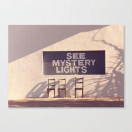 See Mystery Lights - Marfa, Texas Leinwanddruck