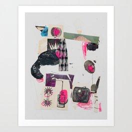 rebefo, teraf dan tweeneb Art Print