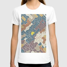 Abstract Geometric Artwork 86 T-shirt