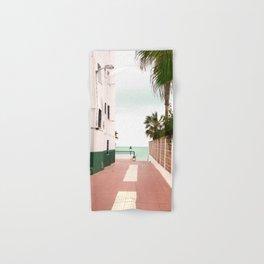 Road To The Beach - photography Hand & Bath Towel