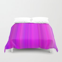 Vertical gradient Duvet Cover
