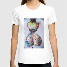 Paint Me Like One Of Your French Girls T-shirt