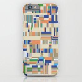Chromatetude (Soft Colours) iPhone Case