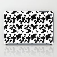 cow iPad Cases featuring Cow by Cs025