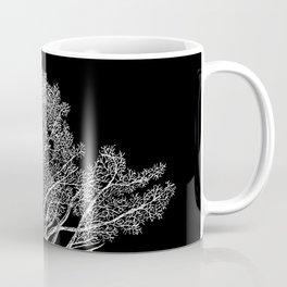 Elm Tree on Hillside Coffee Mug