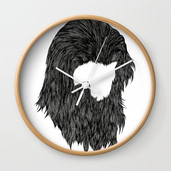Chewie Wall Clock