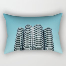 Wilco towers Rectangular Pillow