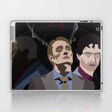 First Peter - Hannibal Fan Art Laptop & iPad Skin