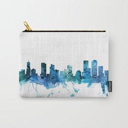 Denver Colorado Skyline Carry-All Pouch