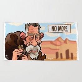 No More Beach Towel