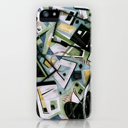 Windows and Mirrors iPhone Case