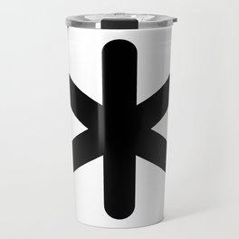 X Y Z Travel Mug