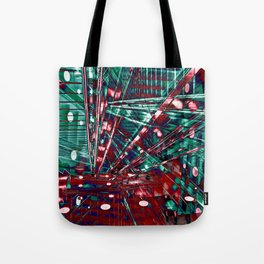 Urban Lines of Berlin Tote Bag
