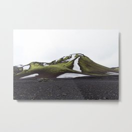 Desolation X Metal Print