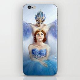 Bluebird and Florine iPhone Skin
